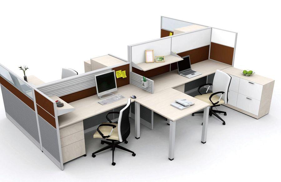 绿色环保办公屏风桌椅,更适应社会需求