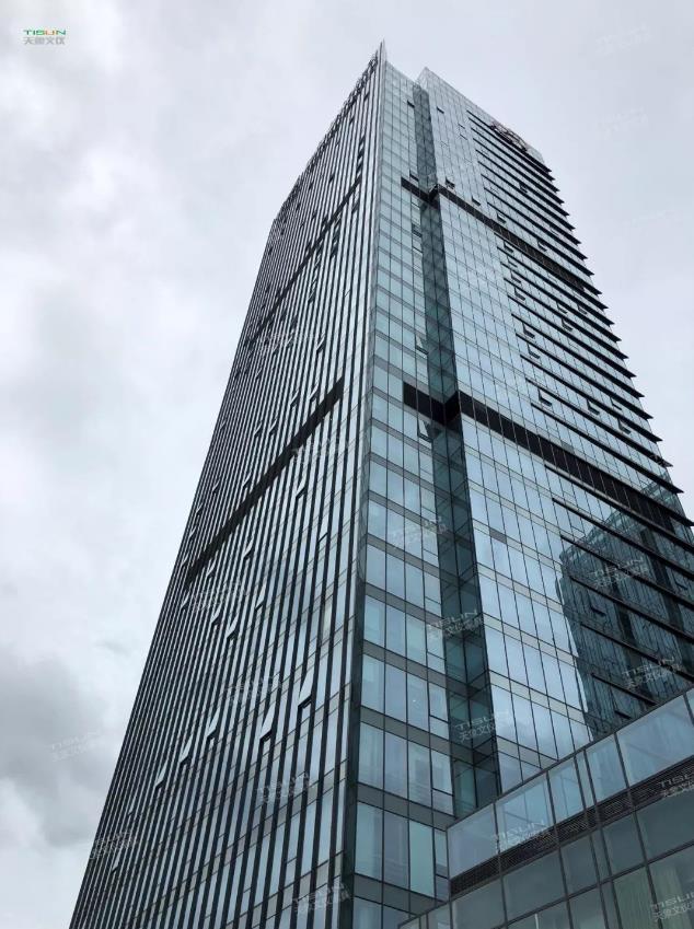 办公家具五百强级案例—深圳星行科技有限公司