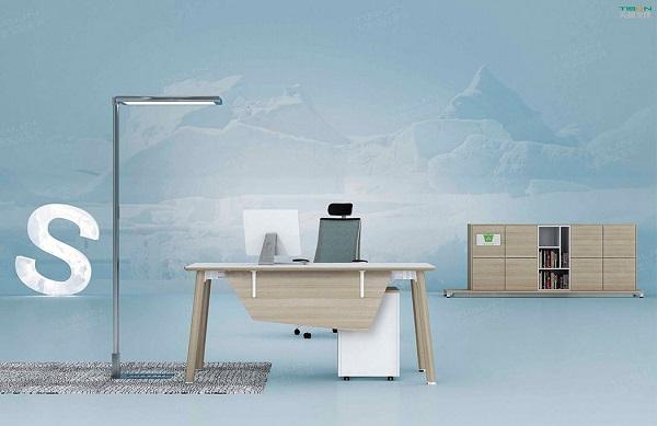 简约现代办公家具成为主流